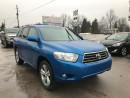 Used 2008 Toyota Highlander Sport for sale in Komoka, ON