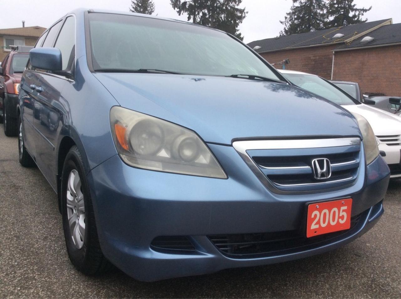 2005 Honda Odyssey MUST SEE ! 8 Pass Power Sliding Doors Alloys