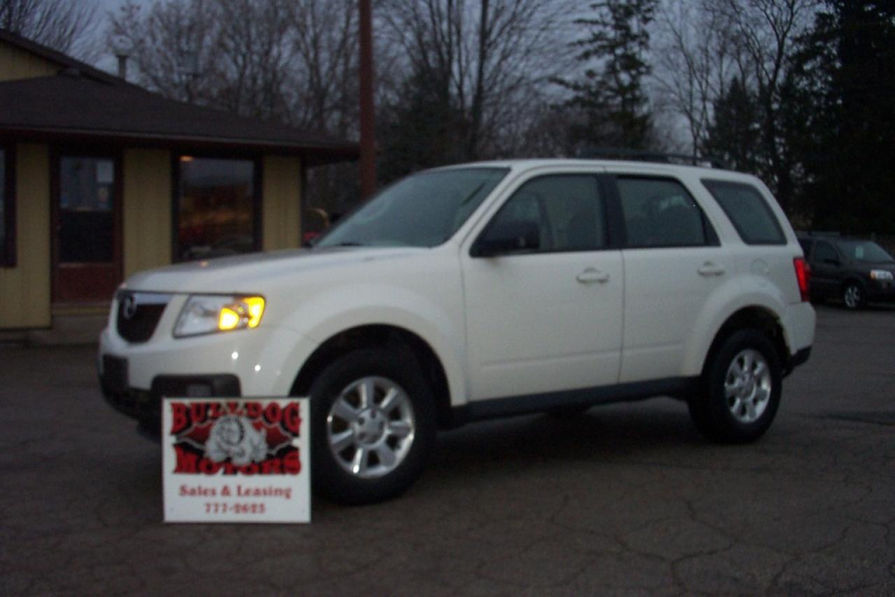 Photo of White 2011 Mazda Tribute