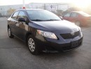 Used 2009 Toyota Corolla MINT CONDITION CE MODEL FULL SERVICE RECORDS for sale in North York, ON
