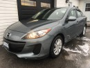 Used 2012 Mazda MAZDA3 GX for sale in Kingston, ON