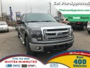 Used 2013 Ford F-150 XLT | 4X4 | CAM | BLUETOOTH | 6PASS for sale in London, ON