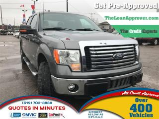 Used 2012 Ford F-150 XLT   6PASS   4X4 for sale in London, ON