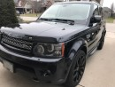 Used 2012 Land Rover RANGE ROVER SPORT SUPERCHARGED * 4WD * 1 OWNER * LEATHER *  NAV * REAR CAM *BLUETOOTH for sale in London, ON