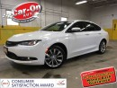 Used 2015 Chrysler 200 S LEATHER for sale in Ottawa, ON