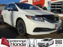 Used 2014 Honda Civic Sedan EX for sale in Summerside, PE