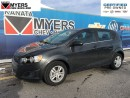Used 2016 Chevrolet Sonic LT, HEATED SEATS, REMOTE START, REAR VISION CAMERA for sale in Ottawa, ON
