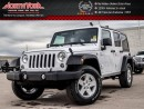 New 2016 Jeep Wrangler Unlimited Sport|4x4|Manual|Power,DualTop,Connect Pkgs|17