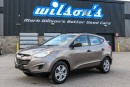 Used 2012 Hyundai Tucson $43/WK, 4.74% ZERO DOWN! POWER PACKAGE! NEW BRAKES! AIR CONDITIONING! INFO CENTER! for sale in Guelph, ON