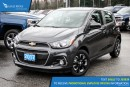 New 2017 Chevrolet Spark 1LT CVT Backup Camera and Sunroof for sale in Port Coquitlam, BC