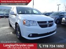 New 2017 Dodge Grand Caravan CVP/SXT SXT Premium Plus for sale in Surrey, BC