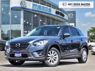 Used 2016 Mazda CX-5 GS ONE OWNER| REMOTE STARTER| NAVIGATION for sale in Mississauga, ON