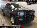 New 2017 GMC Sierra 1500 SLT-All Terrain Package, Z71 Off Road Suspension, Android Auto/Apple Carplay for sale in Lethbridge, AB