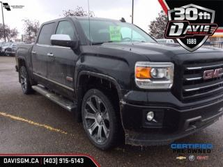 Used 2015 GMC Sierra 1500 SLT for sale in Lethbridge, AB