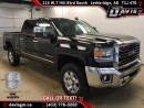 New 2017 GMC Sierra 2500 HD SLT-Heated/Cooled Leather Buckets, HD Trailering Package,Android/Apple carplay for sale in Lethbridge, AB