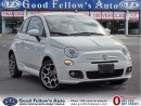 Used 2012 Fiat 500 SUNROOF, LEATHER for sale in North York, ON