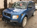 Used 2006 Honda Element w/Y Pkg for sale in Mississauga, ON