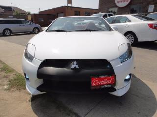Used 2008 Mitsubishi Eclipse GS MODEL,NAVI,MUST SEE for sale in North York, ON
