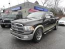 Used 2011 RAM 1500 Laramie * LEATHER * NAV * SUNROOF for sale in Windsor, ON