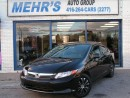 Used 2012 Honda Civic DX Manual 5Sped No Accident for sale in Scarborough, ON