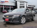 Used 2014 Chevrolet Impala LS - ONE OWNER - ! for sale in Virgil, ON