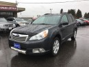 Used 2012 Subaru Outback 2.5i w/Convenience Pkg  CALL PICTON for sale in Picton, ON