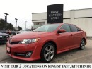 Used 2013 Toyota Camry SE | NAVIGATION | LEATHER | CAMERA for sale in Kitchener, ON