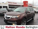 Used 2011 Acura MDX AWD | 6SP | ALLOYS | LEATHER | SUNROOF for sale in Burlington, ON