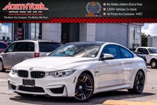 Used 2016 BMW M4 |Premium Pkg|CarbonFibre|HeadsUp|Nav|RearCam W/Sensors|19