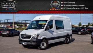 Used 2015 Mercedes-Benz Sprinter Cargo Vans 5-Seater|Diesel|Bluetooth|AC|Power Opts|Keyless_E Cargo Van for sale in Bolton, ON