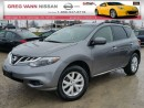 Used 2013 Nissan Murano SL AWD w/all leather,dual pwr moonroof,heated seats,climate ctrl,rear cam,pwr recline rear seats for sale in Cambridge, ON