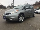 Used 2014 Nissan Versa Note SV for sale in Bradford, ON