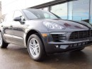 Used 2017 Porsche Macan DEMO | CERTIFIED | UNLIMITED MILEAGE EXTENDED WARRANTY! for sale in Edmonton, AB