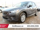 Used 2016 Mazda CX-5 GX with navigation for sale in Edmonton, AB