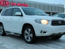 Used 2010 Toyota Highlander for sale in Edmonton, AB