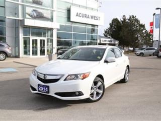 Used 2014 Acura ILX Premium Package LOW KILOMETERS for sale in London, ON