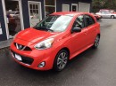 Used 2015 Nissan Micra SR SPORT for sale in Parksville, BC