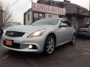 Used 2013 Infiniti G37X  XS Sport AWD, NAVI, BACK-UP CAM, SUNROOF, LEATHER for sale in Scarborough, ON