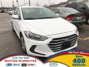 Used 2017 Hyundai Elantra GL | ONE OWNER | CAM | BLUETOOTH for sale in London, ON