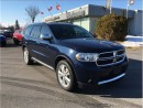 Used 2013 Dodge Durango Crew Plus for sale in Cornwall, ON