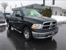 Used 2012 Dodge Ram 1500 ST 4x4 Quad Cab 140 in. WB for sale in Cornwall, ON