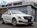 Used 2016 Cadillac ATS 2.0L AWD Turbo Luxury Collection for sale in North York, ON