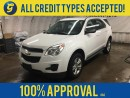 Used 2012 Chevrolet Equinox BLUETOOTH PHONE CONNECT*KEYLESS ENTRY*CLIMATE CONTROL*POWER SEAT*CD/AM/FM/AUX*ALLOY WHEELS*TRACTION CONTROL* for sale in Cambridge, ON