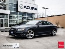 Used 2010 Audi A5 2.0T Prem Tip qtro Cpe for sale in Langley, BC