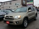 Used 2007 Toyota 4Runner V8 LIMITED for sale in Scarborough, ON