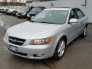 Used 2007 Hyundai Sonata GL w/Srf for sale in Brampton, ON