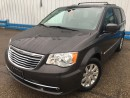 Used 2016 Chrysler Town & Country Touring *POWER SLIDING DOORS* for sale in Kitchener, ON