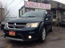 Used 2015 Dodge Journey R/T, 7 PASS, AWD, STOW, LEATHER, HEATED SEATS for sale in Scarborough, ON