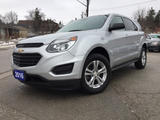 Used 2016 Chevrolet Equinox LS AWD for sale in Bradford, ON