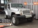 Used 2010 Jeep Wrangler Sahara for sale in Edmonton, AB